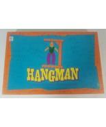 Vintage Hangman Board Game Milton Bradley Hasbro 1999 Spelling Word Gues... - $19.39