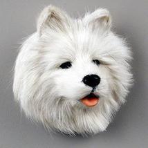 American Eskimo Fur Magnet - $7.99