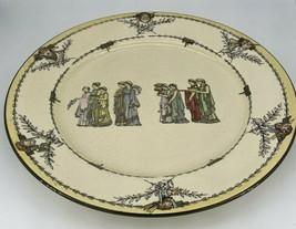 Fine Royal Doulton 'Athens' Series Ware Rack Plate D3302 c1910 - $22.91