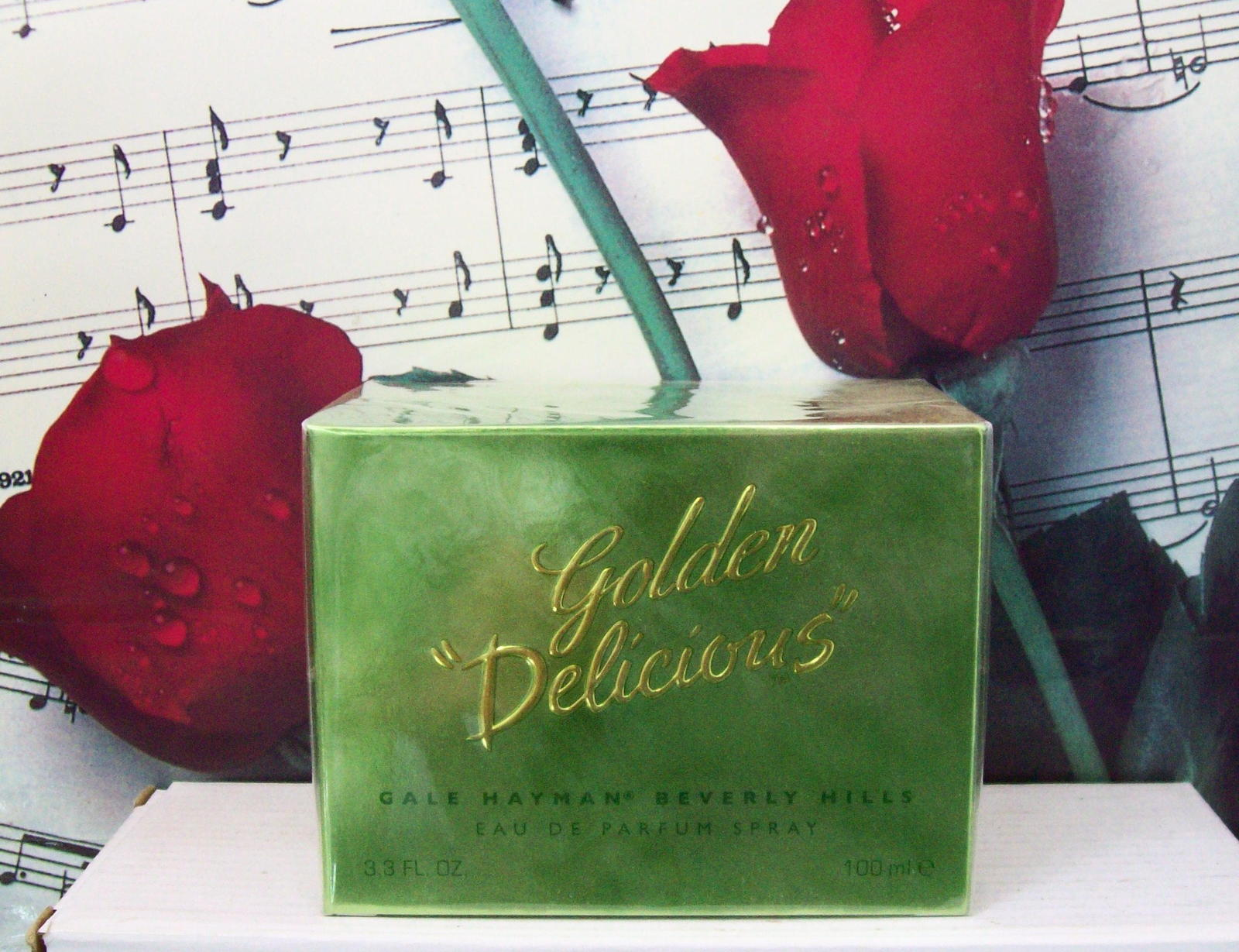 Primary image for Gale Hayman Golden Delicious EDP Spray 3.3 FL. OZ. NWB