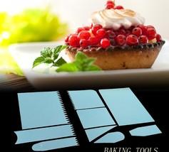 Kitchen DIY Creative Fondant Tools Cake Decorating Tools Bakeware Multi-... - ₨640.97 INR