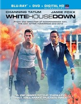 White House Down (Blu-Ray/DVD Combo/Ws/Ultraviolet/Dol Dig 5.1/Sub/Dub)