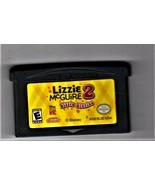 Game Boy Advance -Lizzie McGuire 2 (Little Sister) - $7.00
