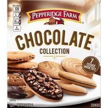 Pepperidge Farm Chocolate Collection Cookies 13oz Box - Pack Of 4 - $45.79