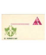 UX44 FIPEX St Patricks Day Cachet Unused Postal Card A O Fleischman Oest... - ₹690.46 INR