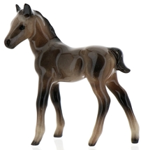 Hagen-Renaker Miniature Ceramic Horse Figurine Thoroughbred Colt