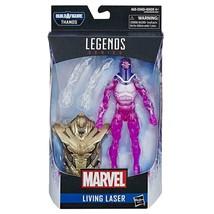 """Avengers Marvel Legends LIVING LASER 6"""" Action Figure BAF Thanos Wave 3 ... - $22.76"""