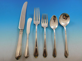 Lady Diana by Towle Sterling Silver Flatware Set for 12 Service 88 pieces  - $4,250.00