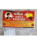 Five Straw Expanding Insulation Great Stuff Foam Nozzle Bdl - Halloween ... - $6.85