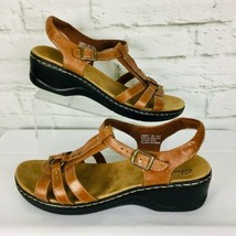 a47c542fdcfd Clarks Leisa Lakelyn Leather Womens Sandal and 50 similar items