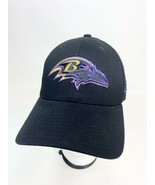 Baltimore Raven New Era 39Thirty S/M Fitted Hat Black Alt Color Scheme  - $11.87