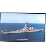 USS WISCONSIN (BB-64)         3.786 - $6.00