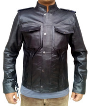 Handmade New Men Superb Slim Fit Leather Jacket, Men leather jacket, Lea... - $139.00