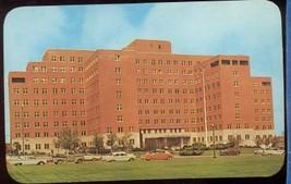 VETS & lt; HOSPITAL DENVER COLORADO 1950s Cars and tru  9.189 - $6.00