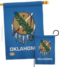 Oklahoma - Impressions Decorative Flags Set S108131-BO - $57.97