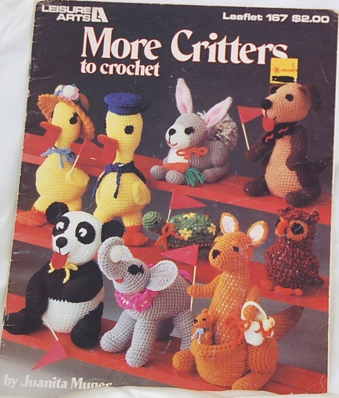 More Critters to Crochet