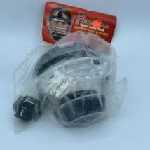 Markwort Game Face Medium Clear Softball Safety Mask with Pony Tail Harn... - $23.33