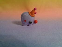 Mini Lalaloopsy Peanut Big Top Replacement Plastic Pet Elephant - as is ... - $1.19