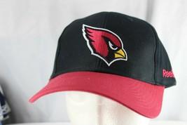 Arizona Cardinals Black/Red NFL Baseball Cap Adjustable - $24.99