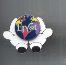 Disney Mickey Epcot Retired hand Pin/Pins - $18.36