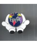 Disney Mickey Epcot Retired hand Pin/Pins - $18.36
