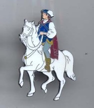 Snow White  -  Prince with horse Pin/Pins - $22.99