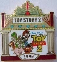 Disney Toy Story 2 Films #3 Japan 10th Anniv pin/pins - $100.61