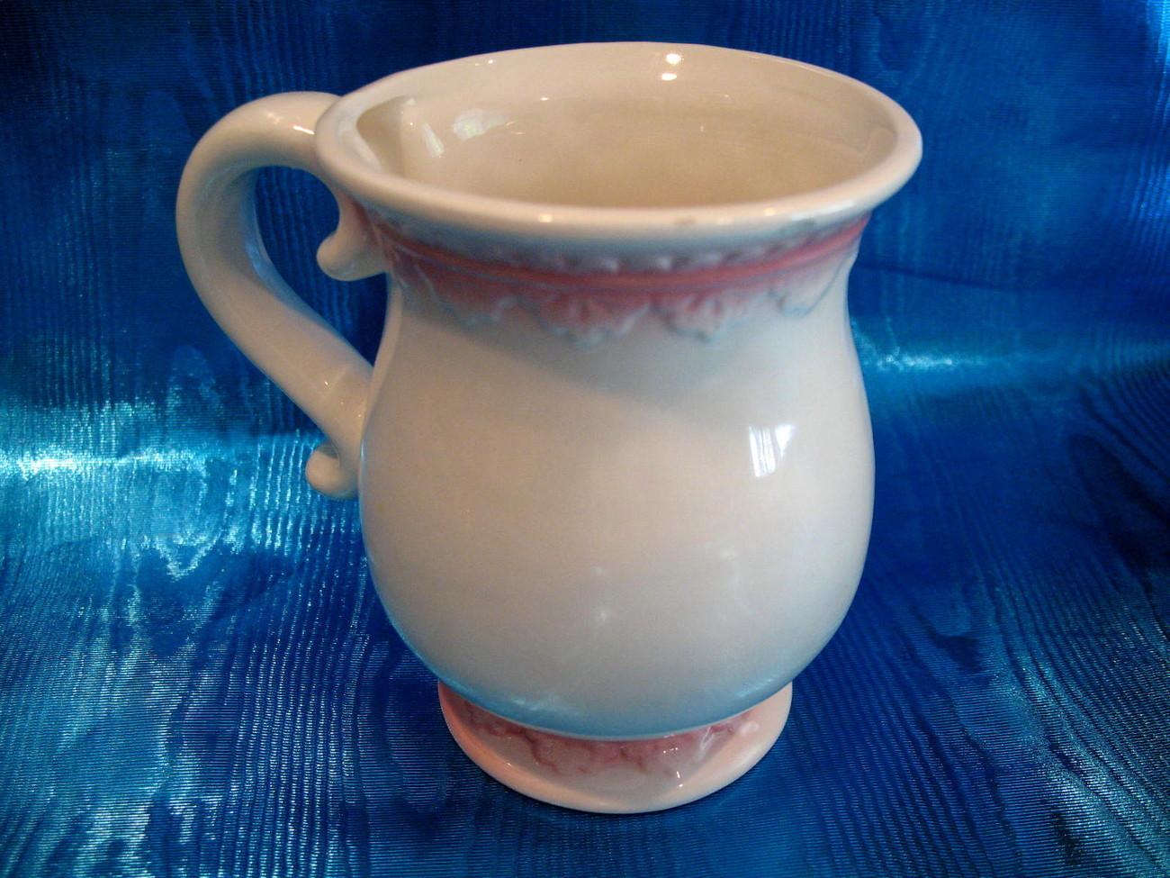 Childrens PIXIE GIRL Cup Mug RELPO Souvenir Collector Collectible Milk Cup