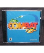 COMBAT PC Game NEW & SEALED! 2001 IN 3D! - $10.96