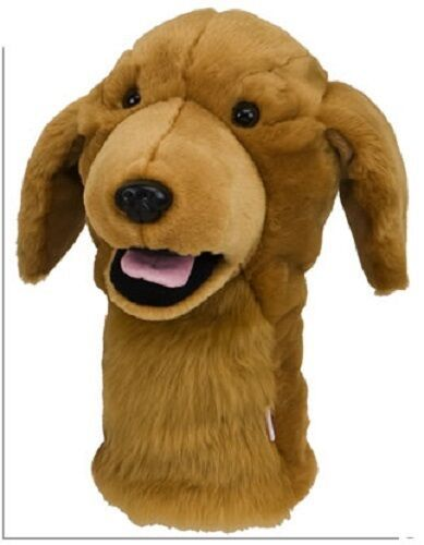 Primary image for Golden Retriever Daphne Head Cover- 460CC friendly Driver or Fairway Club