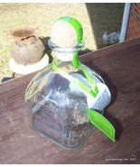Patron Silver tequila 750 ml bottle '' Empty '' - $20.00