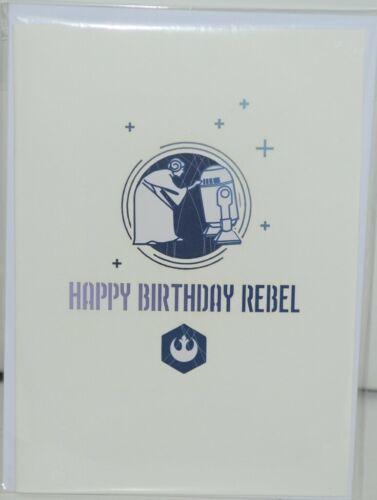 Lovepop LP2096 Star Wars Princess Leia Birthday Pop Up Card Cellophane Wrapped