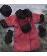 Heidi Ott Teen Coat Outfit Dollhouse Wearable C... - $27.50