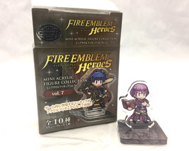 Lute ~ Fire Emblem Heroes - 1in Mini Acyrlic Figure Stand Vol 7 Nintendo - $14.84