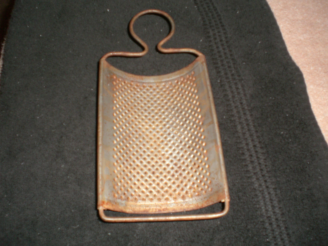 Vintage Cheese Grater