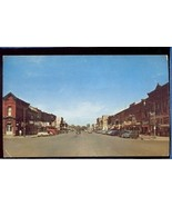 looking north on the Main street STORM LAKE IOWA  9.565 - $6.00