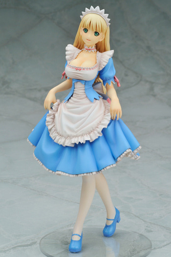 Primary image for Shining Wind: Clalaclan Maid Ver 1/8 Scale PVC Figure NEW!