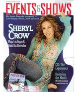 SHERYL CROW Plays Las Vegas Reno @ Events & Shows Las Vegas Magazine - $2.95