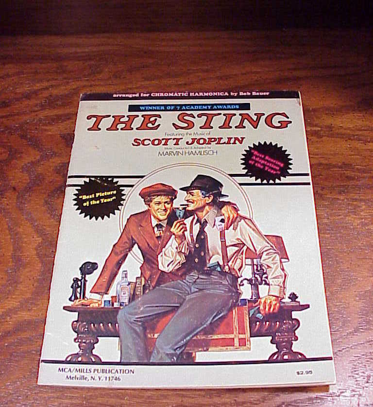 The ting Song Book, arranged for Chromatic Harmonica, movie