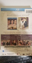 Twilight Breaking Dawn Part 1 Walmart limited ed with fabric poster [Blu-ray] image 2