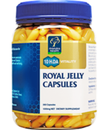 PURE NEW ZEALAND Manuka Health 10HDA Royal Jelly ( 365 ) Capsules FREE S... - $98.90