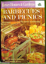 Better Homes&Gardens Barbecues and Picnics-VG condition - $4.97