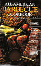 All-American Barbecue Cookbook-1989 Paperback-GRILLING! - $9.99