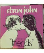 "ELTON JOHN ""FRIENDS "" SOUNDTRACK VINTAGE EARLY 70'S LP - $6.95"