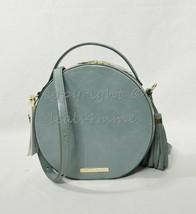 NWT Brahmin Lane Leather Shoulder / Crossbody Bag in Teal Eisenhower - $259.00