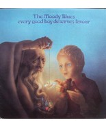 The Moody Blues ~ Every Good Boy Deserves Favour ~LP VG+ - $8.95
