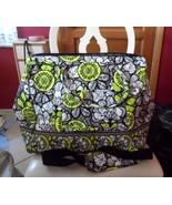 Vera Bradley Citron Frame Travel Bag - $90.00