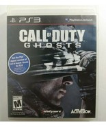 Call of Duty:  Ghosts (Sony PlayStation 3, 2013) - $7.91