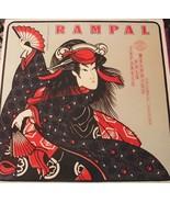 RAMPAL~ JAPANESE FOLK MELODIES ENSEMBLE LUNAIRE LP NM  - $19.95