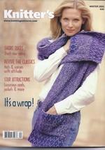 Knitter's Magazine Winter 2007 - $8.99